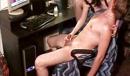 Solo una niña de 18 años se veteranas videos caseros convirtió en una estrella porno