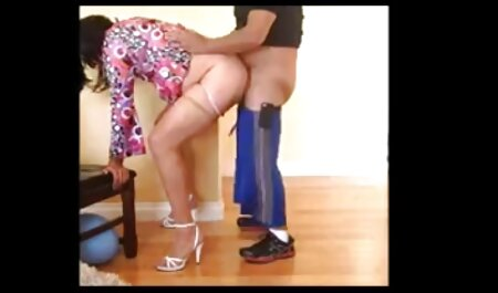Latina conoció veteranas lindas desnudas a un chico en todo su esplendor