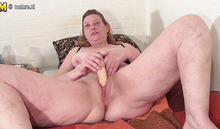 Hermosa chica encantadora ver videos porno veteranas con culo apretado y tetas grandes