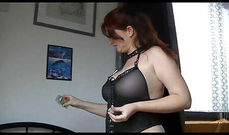 El encuentro de veteranas hermosas desnudas una pareja en una choza termina con una cogida apasionada con el orgasmo